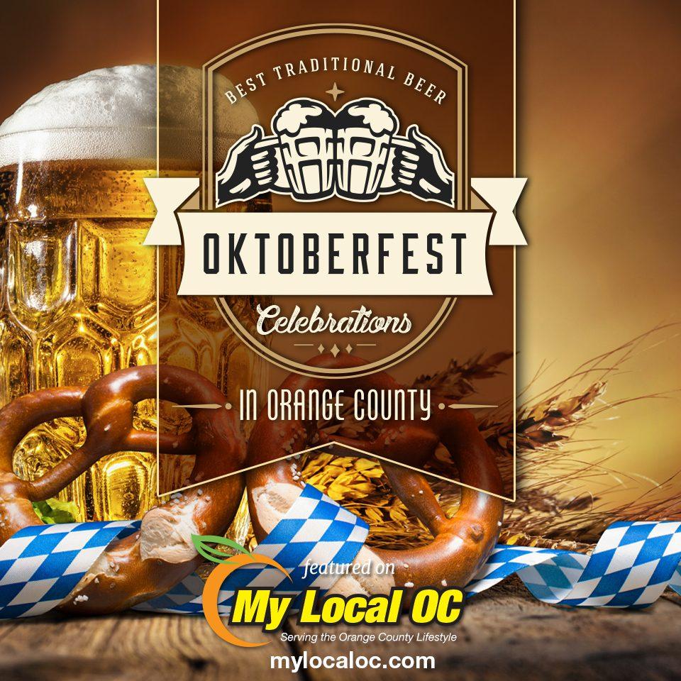 Oktoberfest Celebrations in Orange County